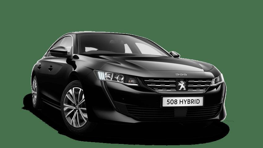 Nera Black Peugeot 508 Hybrid