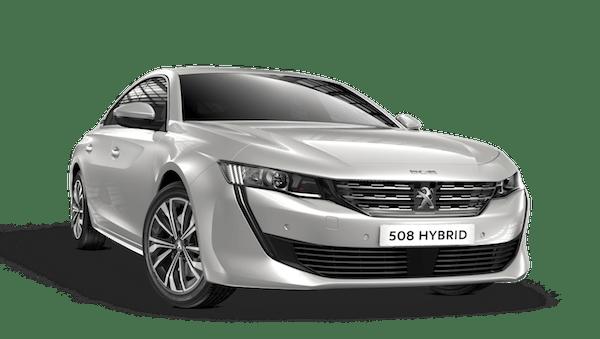 Peugeot 508 Hybrid Allure Premium