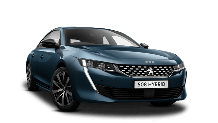 Celebes Blue Peugeot 508 Hybrid