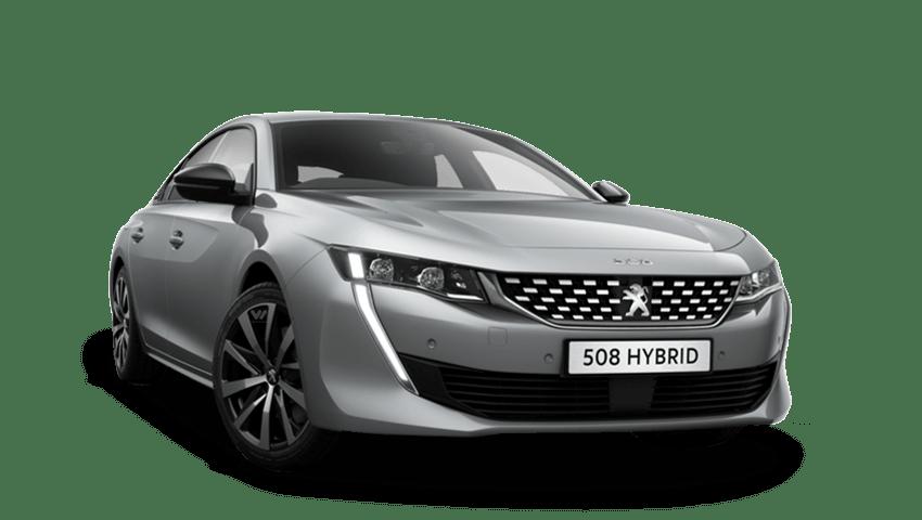 Cumulus Grey Peugeot 508 Hybrid