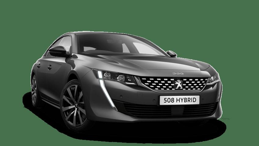 Nimbus Grey Peugeot 508 Hybrid