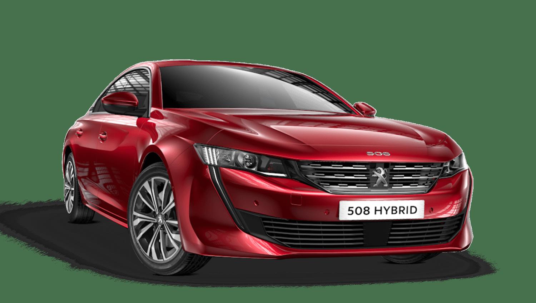 Elixir Red Peugeot 508 Hybrid