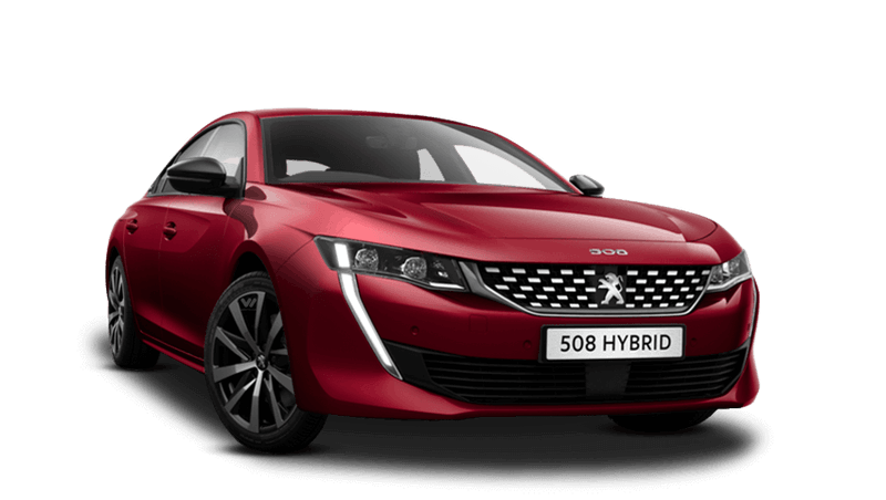 Peugeot 508 Hybrid GT Line
