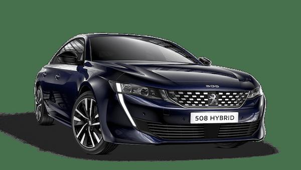 Peugeot 508 Hybrid GT Premium