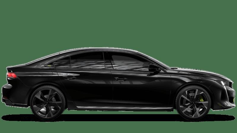 Nera Black Peugeot 508 PSE