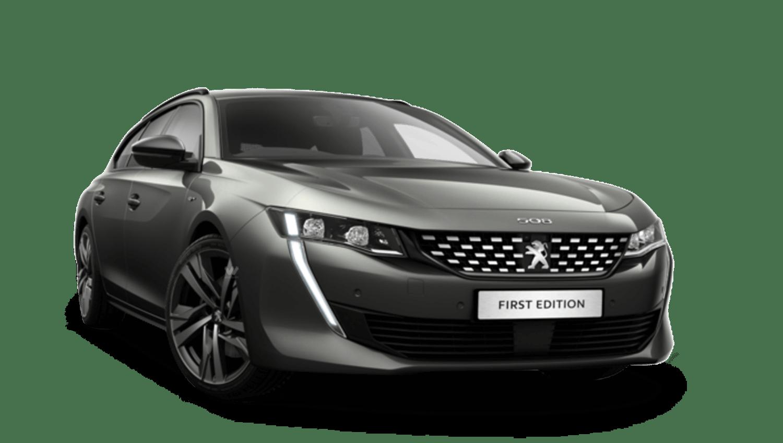 Amazonite Grey All-New Peugeot 508 SW