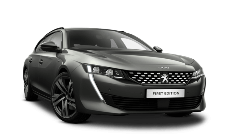 Amazonite Grey All-New Peugeot 508 Sw