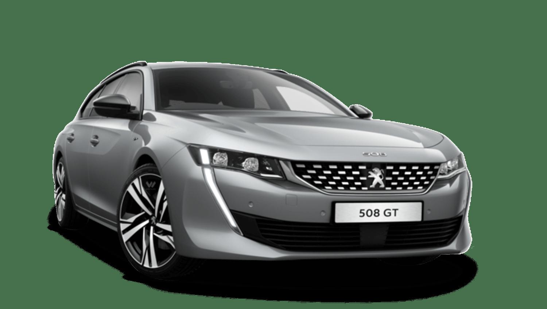 Cumulus Grey All-New Peugeot 508 SW