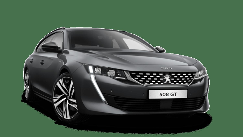 Hurricane Grey All-New Peugeot 508 SW
