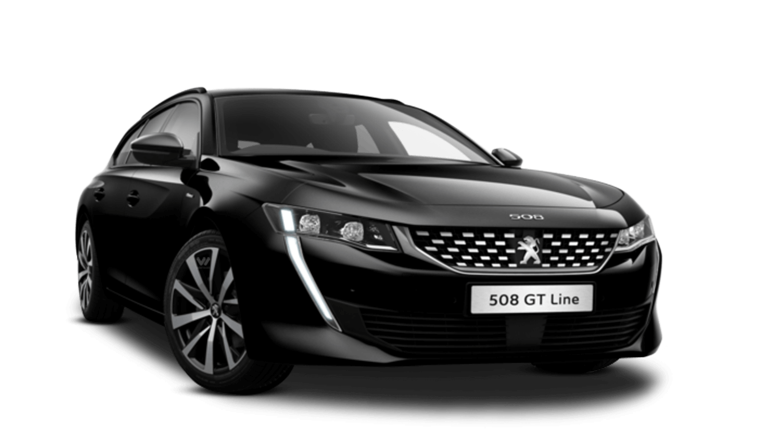 Nera Black All-New Peugeot 508 SW