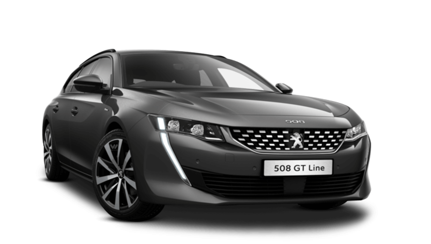 Nimbus Grey All-New Peugeot 508 SW