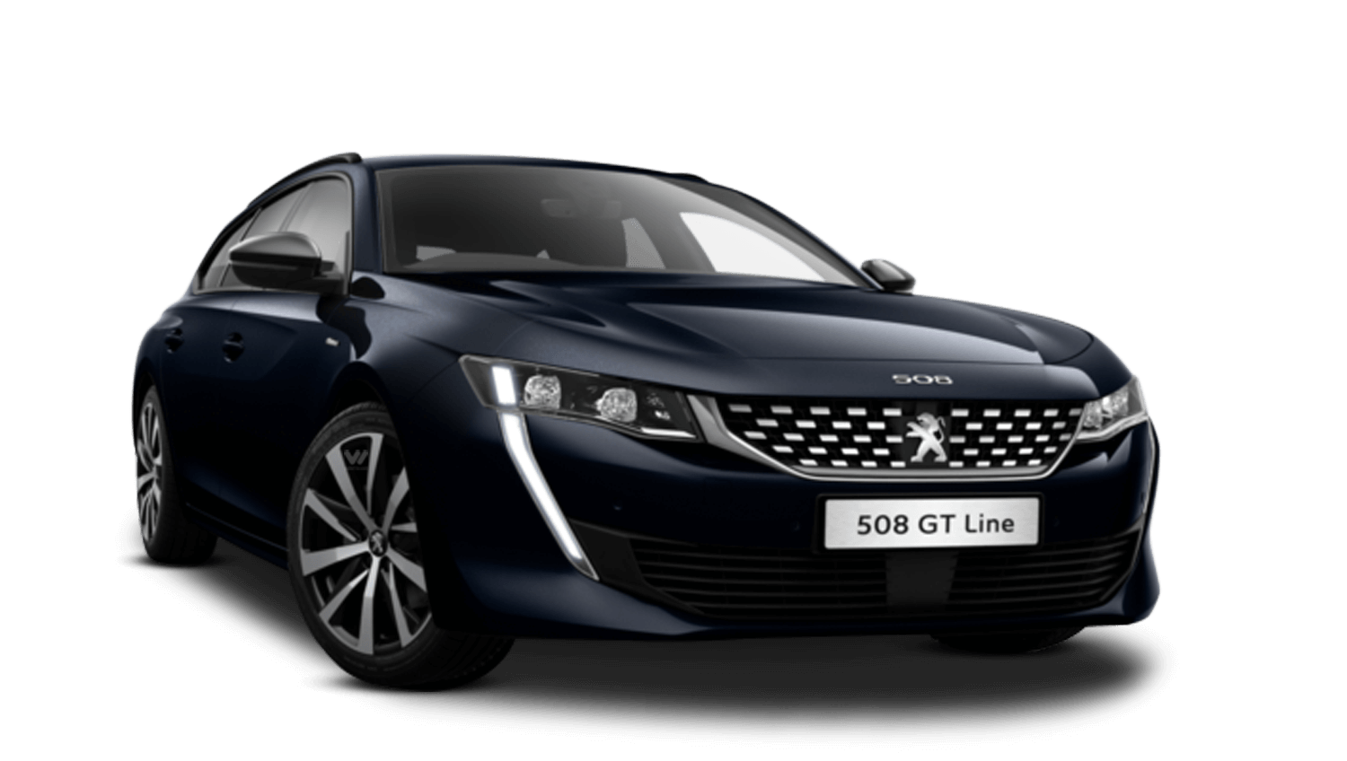 Twilight Blue All-New Peugeot 508 SW