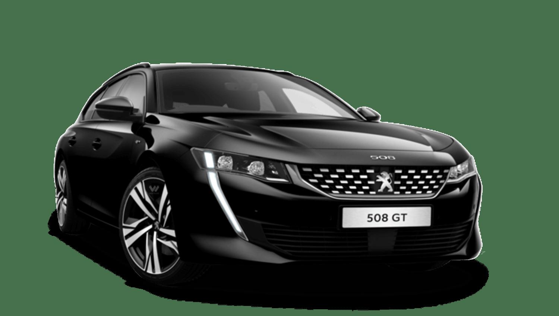 Nera Black All-New Peugeot 508 SW