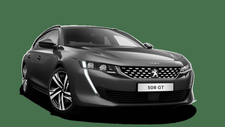 Nimbus Grey All-New Peugeot 508 SW