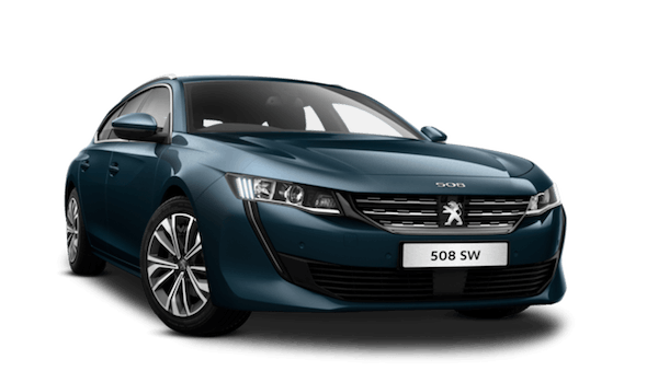 All-New Peugeot 508 Sw Allure