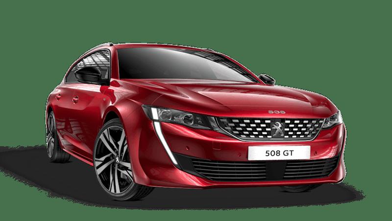 Peugeot 508 SW GT Premium
