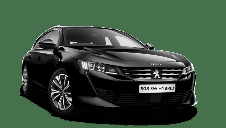Nera Black Peugeot 508 Sw Hybrid