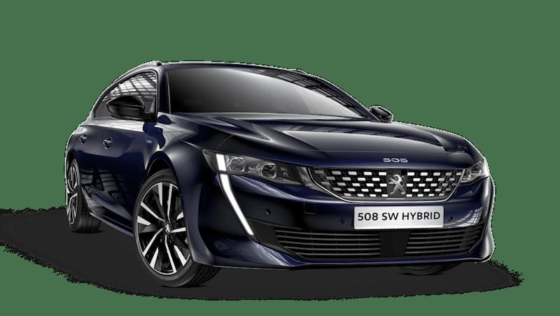 Peugeot 508 SW Hybrid GT Premium