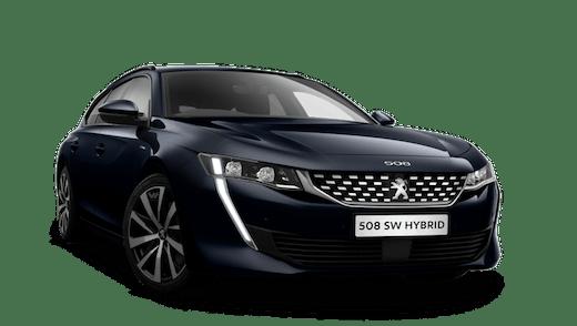 Peugeot 508 SW Hybrid Brochure
