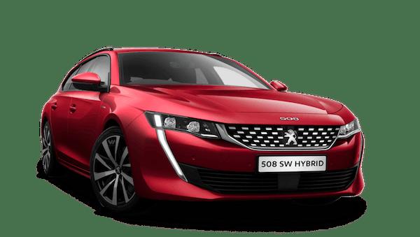 Peugeot 508 SW Hybrid GT