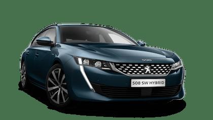 All-New Peugeot 508 SW Hybrid