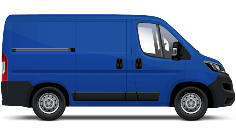 Clipper Blue Peugeot Boxer