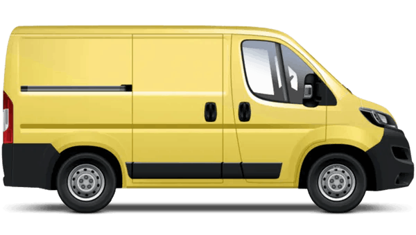 Horizon Yellow Peugeot Boxer