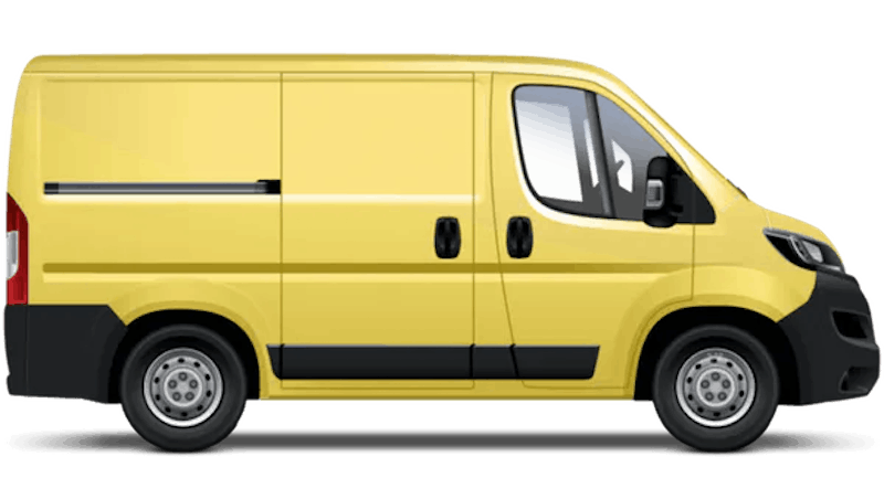 Horizon Yellow Peugeot Boxer