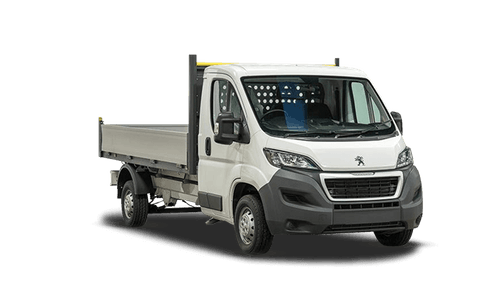 peugeot Boxer Dropside Offer