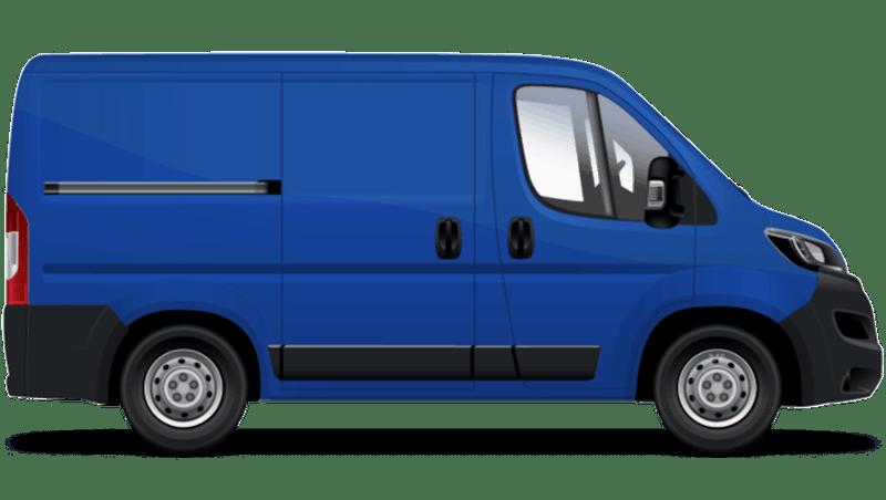 Clipper Blue Peugeot Boxer