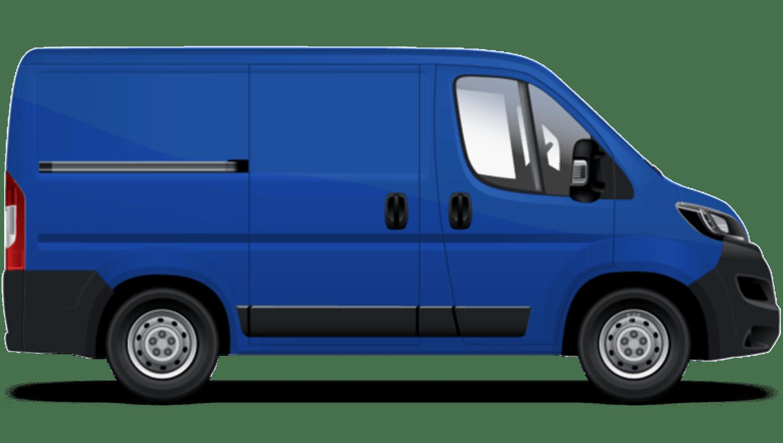 Boxer New Van Offers