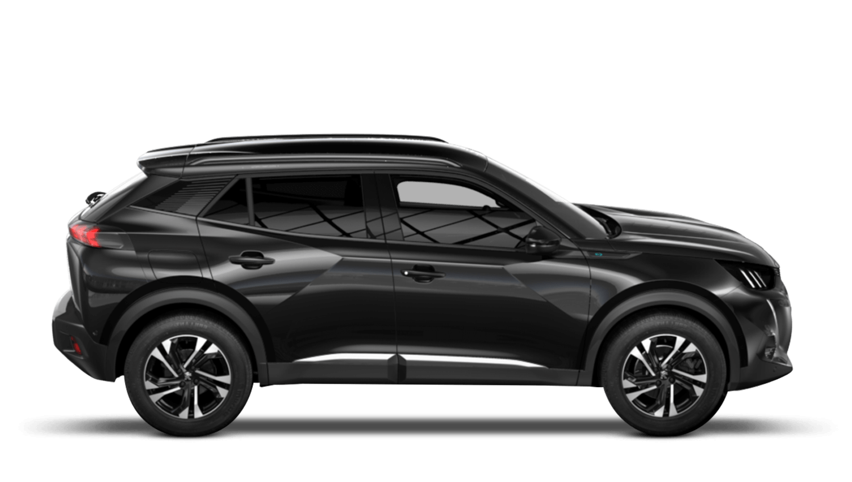 Nera Black All-new Peugeot e-2008 SUV