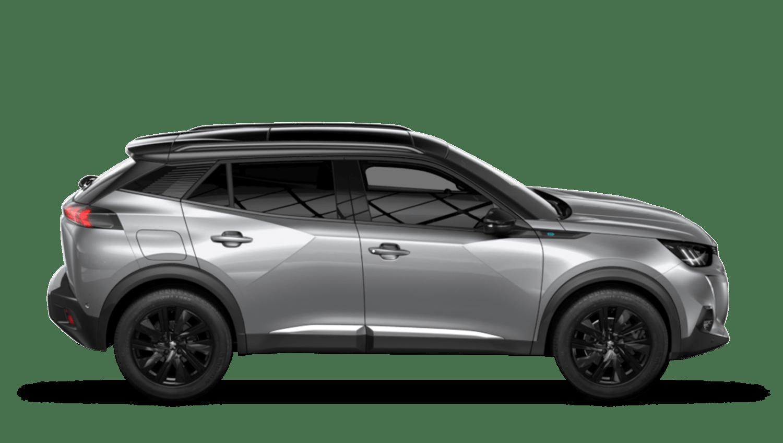 Cumulus Grey All-new Peugeot e-2008