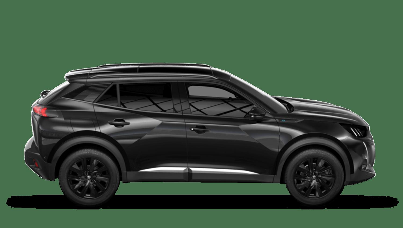 Nera Black All-new Peugeot e-2008