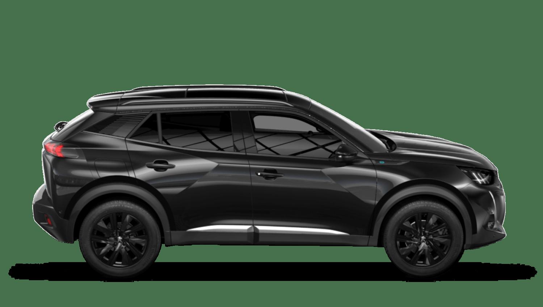 Onyx Black All-new Peugeot e-2008