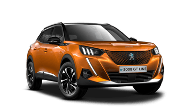 All-new Peugeot e-2008 SUV GT Line