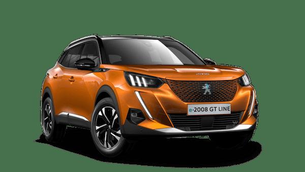 All-new Peugeot e-2008 SUV GT Line