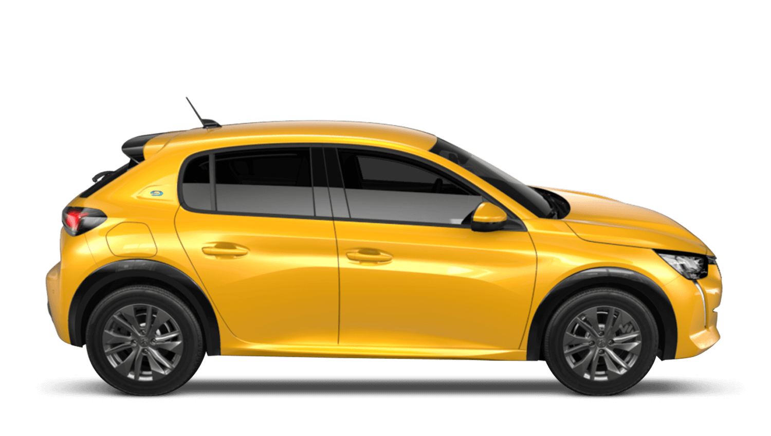 Faro Yellow All-new Peugeot e-208