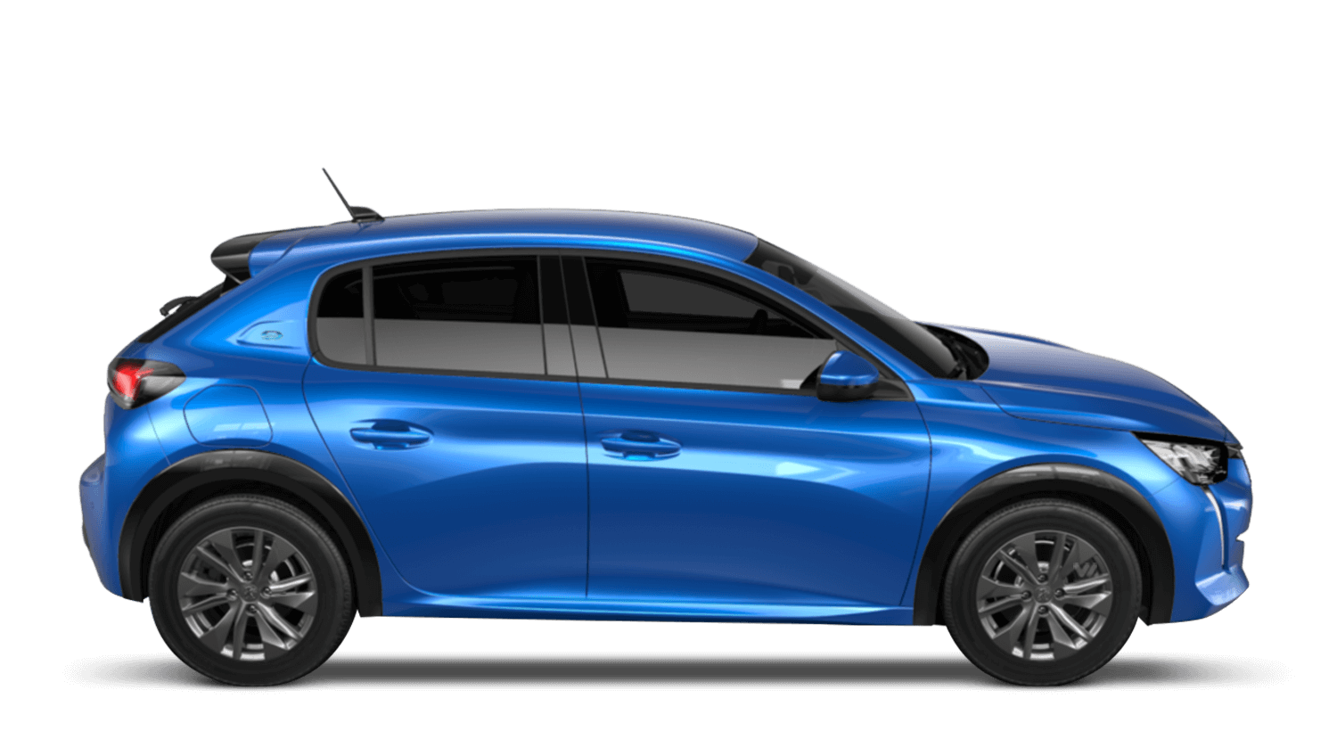 Vertigo Blue All-new Peugeot e-208