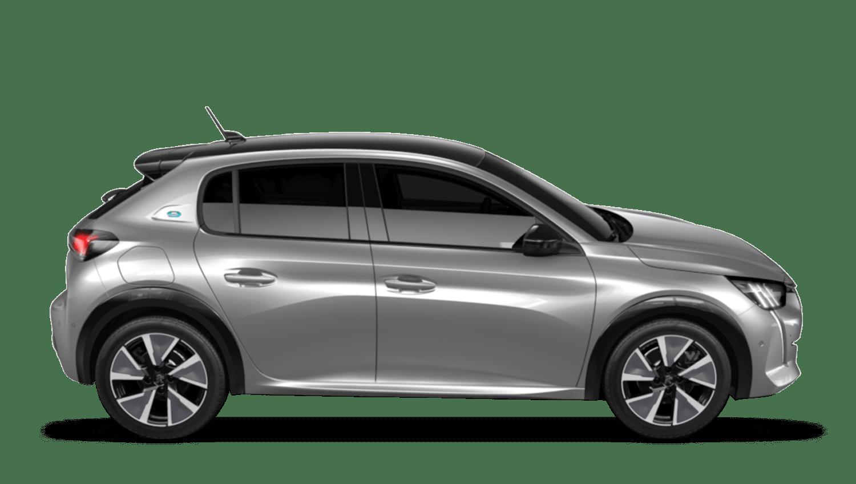 Cumulus Grey All-new Peugeot e-208