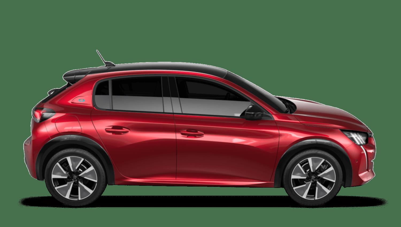 Elixir Red All-new Peugeot e-208
