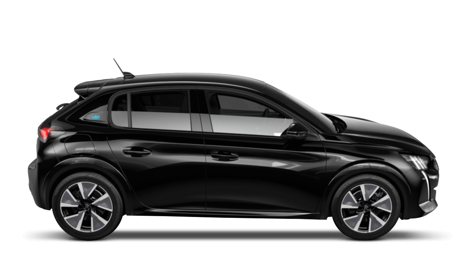 Nera Black All-new Peugeot e-208