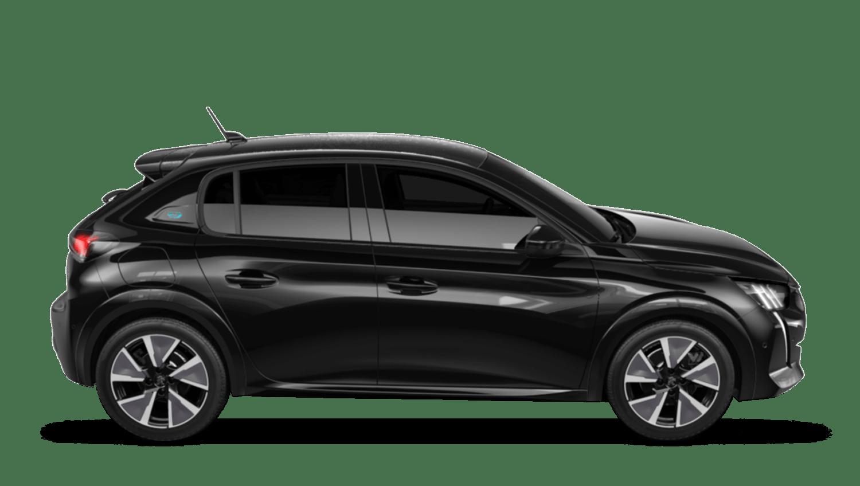 Nera Black All-new Peugeot e-208
