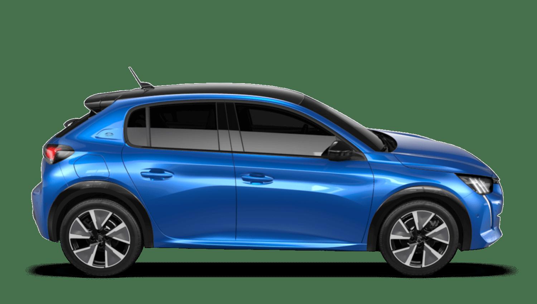 Vertigo Blue All-new Peugeot e-208