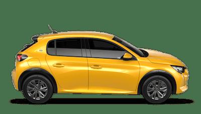 All-new Peugeot e-208 Allure