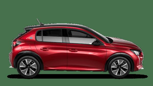 All-new Peugeot e-208 GT Line