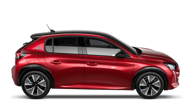 All New Peugeot e-208 GT Line Electric Offer