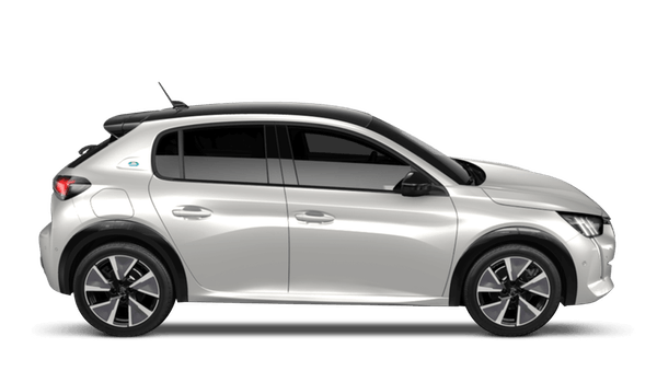 All-new Peugeot e-208 GT Premium