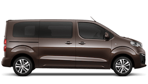 Electric 50kWh Standard Allure Auto 8-seat