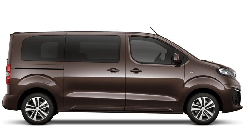 Rich Oak Peugeot e-Traveller